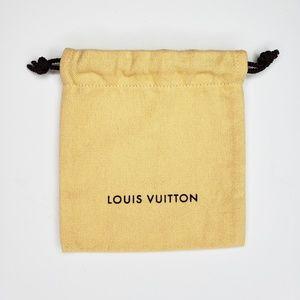 Louis Vuitton LV Small Dust Bag W/ Drawstrings